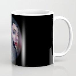 Maleficent in Oil / Sleeping Beauty Coffee Mug