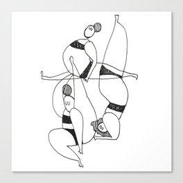 Yoga Canvas Print