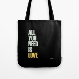 allyouneedislove Tote Bag