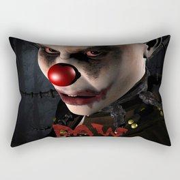 RAW - Send in the Clowns Rectangular Pillow