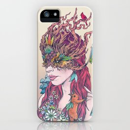 Before All Things iPhone Case