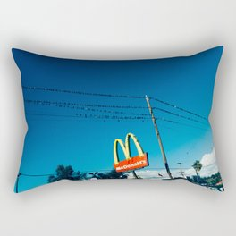 FOR THE BIRDS Rectangular Pillow