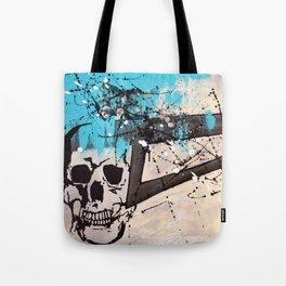 Pipe Dream Skully Tote Bag