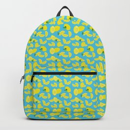 Lemoncello Teal Backpack