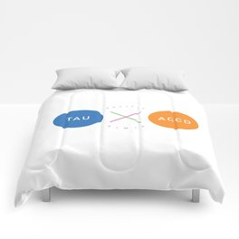 ACCD X TAMA 2015 Comforters