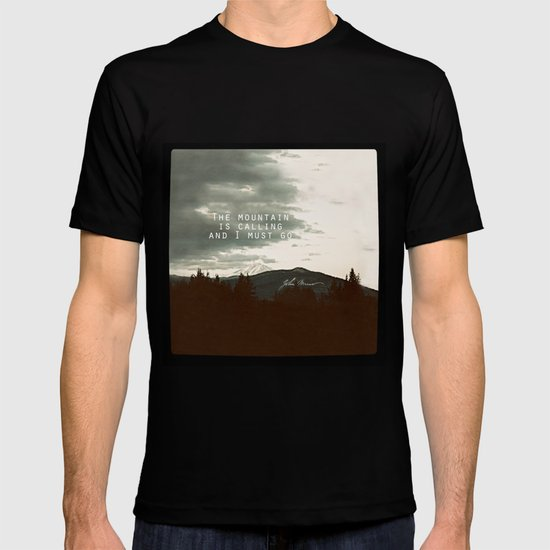 The Mountain is Calling T-shirt