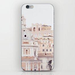 Pale Rome iPhone Skin