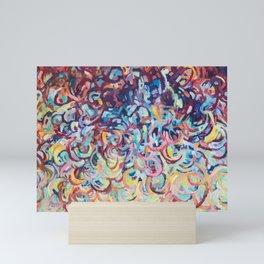 Unravelling Mini Art Print