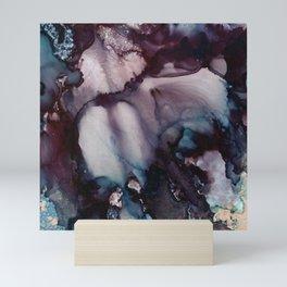 Vivid Abstract Mini Art Print