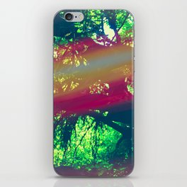 And Into The Forest I Go To Lose My Mind and Find My Soul iPhone Skin