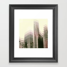 diffused 2 Framed Art Print