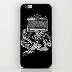 Rocker robot iPhone & iPod Skin