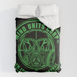 Mind Units Corp - XM Emergency Response Enlightened Edition Comforters