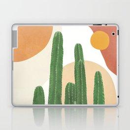 Abstract Cactus I Laptop & iPad Skin