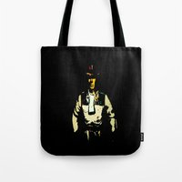 melissa smith Tote Bags featuring smith by Crockettsky