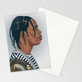 La Flame Stationery Cards