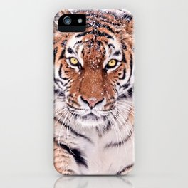 Tiger - Shere Khan iPhone Case