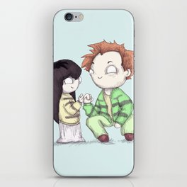 Real Burglars iPhone Skin
