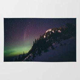 Deer Mountain Northern Lights Rug