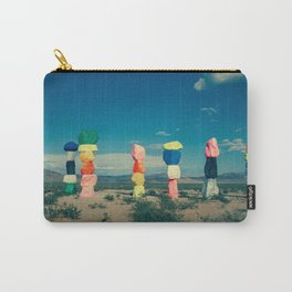 Seven Magic Mountains (Series1 Pt.1) Carry-All Pouch