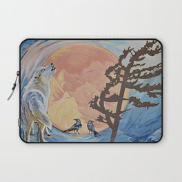 Rejoice; The Turning of the Sun Laptop Sleeve
