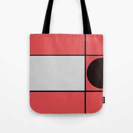 Intruder Circle Tote Bag