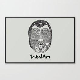 TribalArt Canvas Print