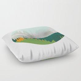 Rocky Floor Pillow