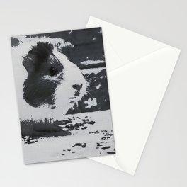 Urban Pop Art Guinea Pig Stationery Cards