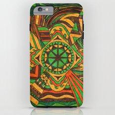 Compass Rose iPhone 6 Plus Tough Case