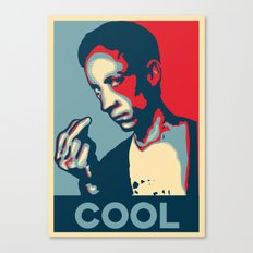 Cool Coolcoolcool Canvas Print