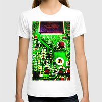 chess T-shirts featuring Chess 2044 by BarWy