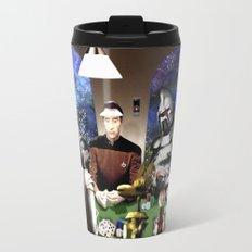 Droids Playing Poker Travel Mug