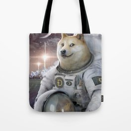 Very Astronaut Tote Bag