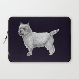 Cairn terrier Laptop Sleeve