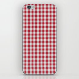 Remember Vichy (red) iPhone Skin