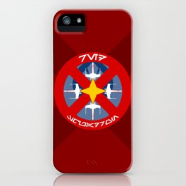 Red Squadron (Alliance) iPhone Case