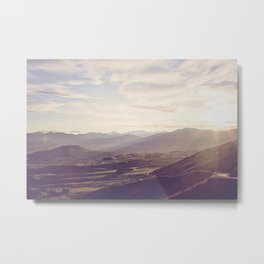Crown Range Metal Print