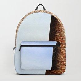 Tall Brick Chimney Stack Backpack