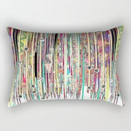 Fringe Benefits Rectangular Pillow