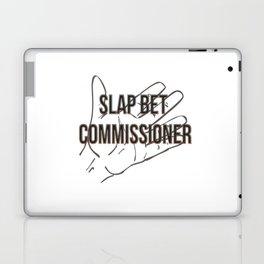 Slap bet commissioner Laptop & iPad Skin