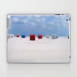 The storm has gone Laptop & iPad Skin