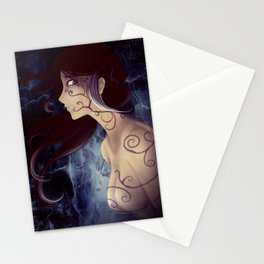 Tentacles of Darkness Stationery Cards