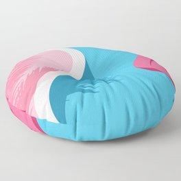 Poolside #03 Floor Pillow