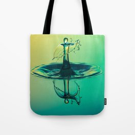 drop of water Tote Bag