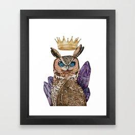 Prince Stolas Framed Art Print