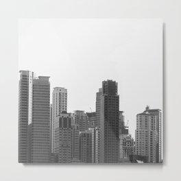 Makatiscape Metal Print