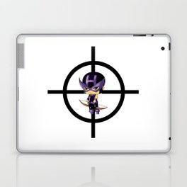 Chibi Hawkeye Laptop & iPad Skin