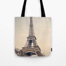 Good Morning Paris Tote Bag