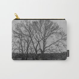 Winter Tree #2 Carry-All Pouch